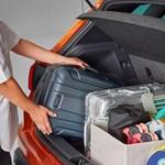 Sok-sok pakk egy kis csomagtartóba? Ez a videó segít a pakolásban