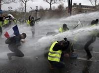 Trump szerint a franciák valójában a párizsi klímaegyezmény ellen tüntetnek