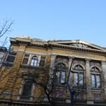 Különleges fotó: az ELTE egyetemi könyvtára felülről