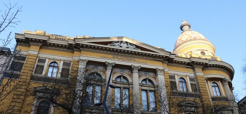 Így nézett ki több mint száz évvel ezelőtt az ELTE egyetemi könyvtára
