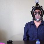 Speciális búvármaszk védheti meg az orvosokat a koronavírustól Amerikában