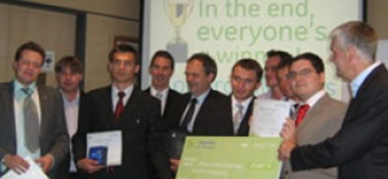 Lengyel csapat nyerte a GE ökoversenyét