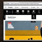 Készítsünk saját weboldalt programozás nélkül, ingyen, mégis profi kivitelben