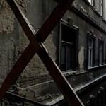 Hiányoztak az acélgerendák a IX. kerületi leszakadt plafonból