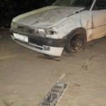 Meghalt egy férfi a fának ütköző Opel Astrában – fotók