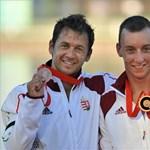 Pakson olimpiai bronzérmest indít a Fidesz