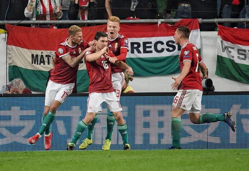 Magyarország 2-1-re legyőzte a vb-ezüstérmes Horvátországot