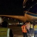 Összeütközött egy repülőgép egy vontatóval az USA-ban