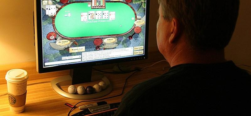 Az online szerencsejátékosokat üldözik eztán a weboldalak helyett