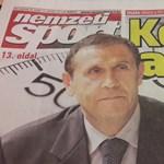 Segítséget kért Gyárfás, hogy megvédjék a Nemzeti Sporttól