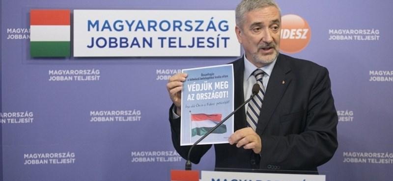 A Fidesz a sajtó segítségét kéri a Migration Aid ellen