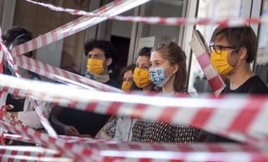 Rendhagyó tüntetést szerveznek vasárnapra az SZFE diákjai