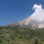 Nagy erejű földrengés rázta meg az indonéziai Szumátrát