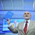 Németh Sándor nagyon megvédte a kormányt a Sargentini-jelentéssel szemben