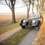 Ez a 80 éves Bugatti háromszor annyit ér, mint egy új
