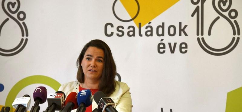 Novák Katalin még mindig nem érti a magyar családokat