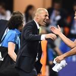 Zidane is összeállította saját Eb-álomtizenegyét