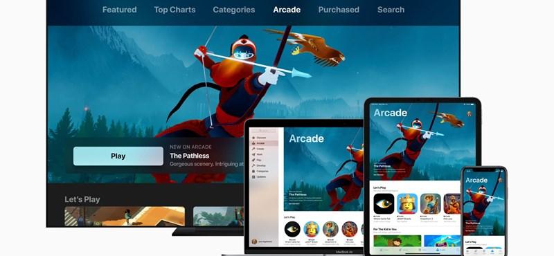 És akkor az Apple belép a videojátékos világba: 100 új játékkal jön az Arcade