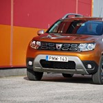 Dacia Duster-teszt: nyomokban Audit tartalmaz