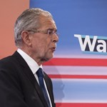 Osztrák elnökválasztás: Van der Bellen elhúzott, nemsokára jöhet a végeredmény