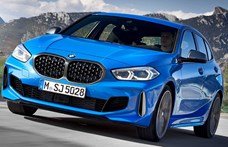 Hivatalos: új korszakot nyit a most leleplezett 1-es BMW