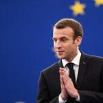 Macron elítélte a nacionalizmust és az izolacionizmust