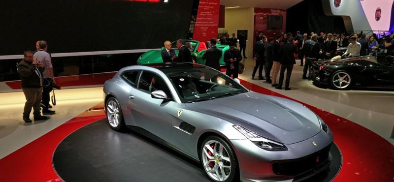 610 lóerő, ilyen egy családi Ferrari