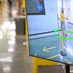 Ez már tényleg sci-fi: távolságtartó kamerákat helyez ki telephelyein az Amazon