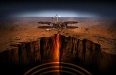 Kíváncsi, milyen hangja van a Mars-rengésnek? Itt meghallgathatja, érdemes