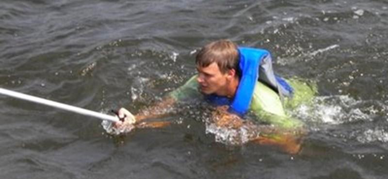 Mosonmagyaróvári gimnazisták ültek az USA-ban elsüllyedt hajón