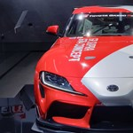 Genfben kaptuk lencsevégre a megvadított új Toyota Suprát