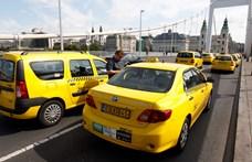 Hídlezárást is belengettek a taxisok a Bolt miatt