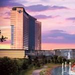 Megakaszinó Bezenyén, 83 méter magas szállodával