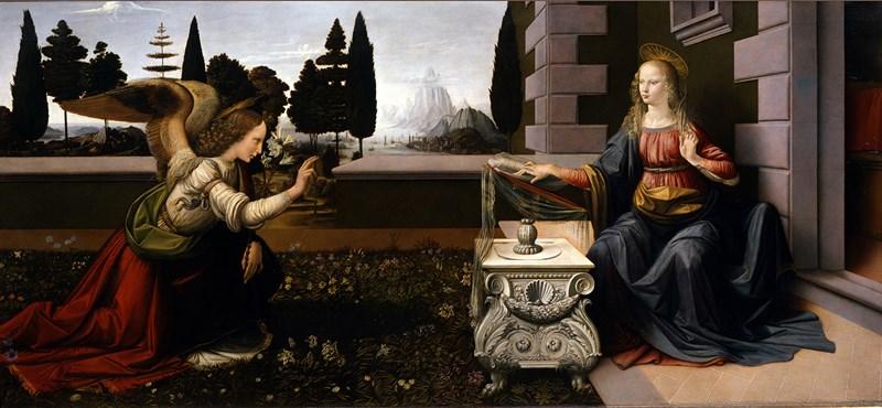 Itt megnézheti, mit csinált éppen Leonardo, mikor annyi idős volt, mint ön