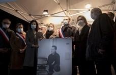 A tanárgyilkos iszlamistát dicsőitő csecsen fiatalt vettek őrizetbe Franciaországban