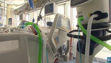 Bejutott a kamera a galántai járványkórházba, ahol a betegek 60 százaléka meghal