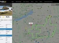 Hatalmas lájkot rajzolt az égre a járvány ellen küzdő egészségügyi dolgozók előtt tisztelgő magyar pilóta