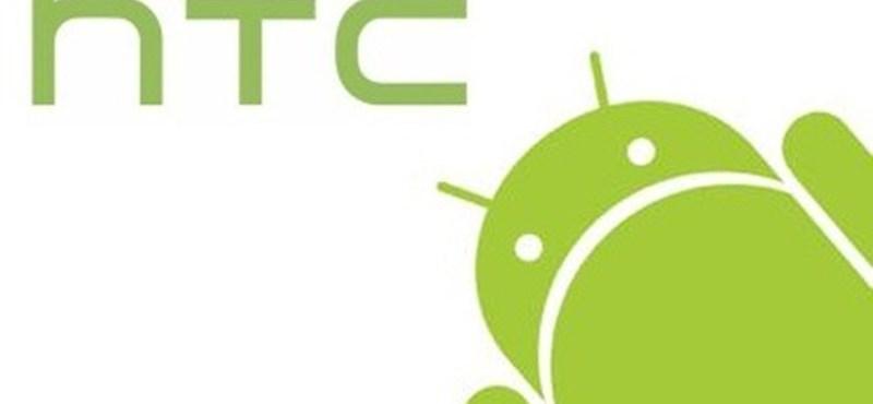 Nem bírja az iramot a HTC