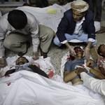 Már 95 halottja van a jemeni harcoknak