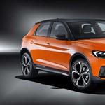 Semmi allroad, városjáró az Audi újdonsága az A1 Citycarver