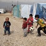 Menekült gyerekeket fogadott be Németország
