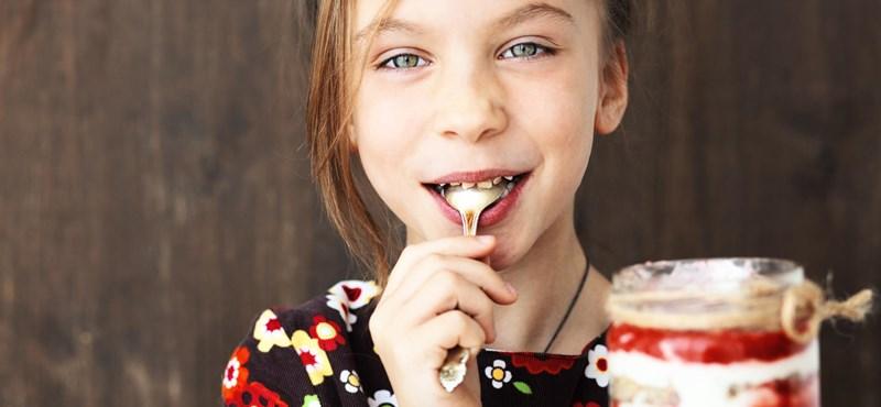Ezzel a trükkel ráveheti gyermekét, hogy egészségesen táplálkozzon