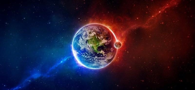 Mai háttérkép: The Earth