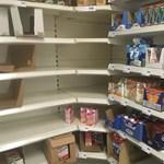 Tizennégyezer tonna ételt dobott ki a Tesco