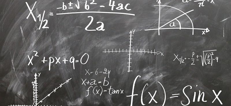 Izgalmas matekteszt hétfőre: nektek hibátlan lesz?