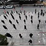 Nap képe: holnap indulnak az egyetemi felvételik Dél-Koreában