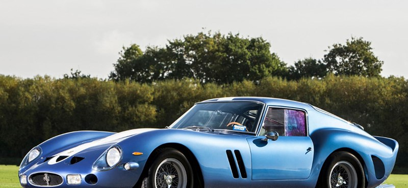 Elképesztő összegért kínálják a világ legdrágább autóját