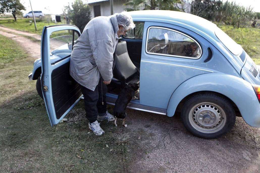 ep.13.05.16. - Montevideo, Uruguay: José Mujica uruguayi elnökről és 1987-es Volkswagen Bogaráról - egymillió dolláros ajánlat az uruguayi elnök Bogaráért