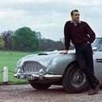 James Bond legjobb járgányai egy kiállításon