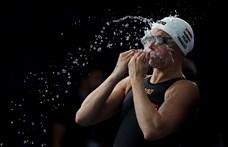 Megszületett a magyar úszósport 1000. érme, Hosszú Katinka nyerte meg